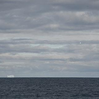 まぎれもなく南極海