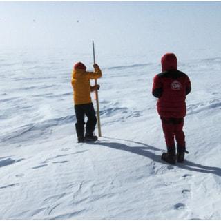 【2018.12.5】東南極の内陸高地にはどのくらいの雪が降っていますか?