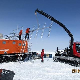 【2018.12.18】最も古い氷を探査中