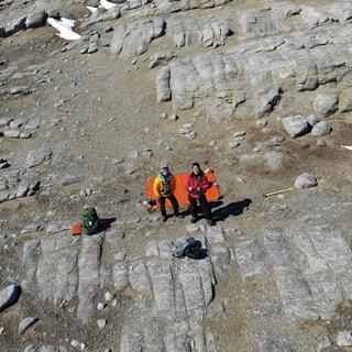 【2018.12.18】先遣隊地質チームによる昭和基地周辺の地質調査終了