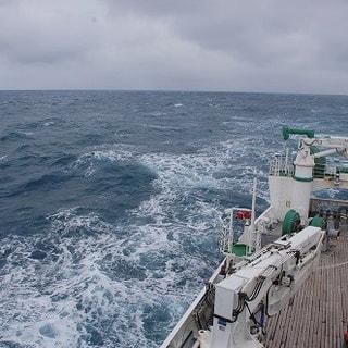 【2019.1.14】ようやく、南極らしい穏やかな海(海鷹丸)