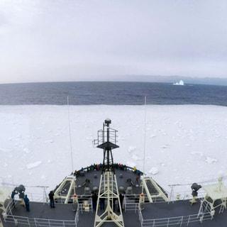 【2019.2.24】氷海を離脱