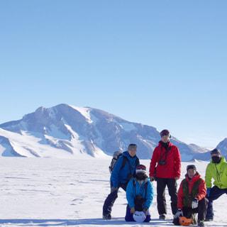 セルロン地質チーム 野外行動訓練実施