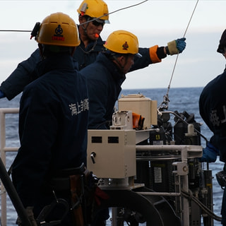 61次夏隊の海洋観測が終了