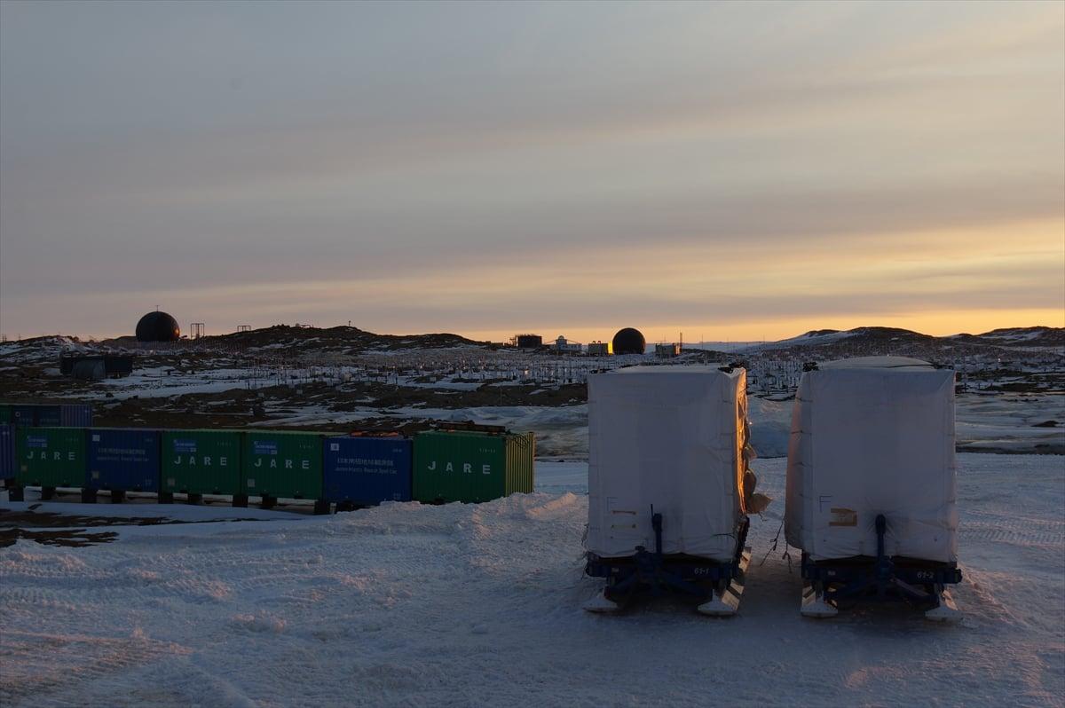 南極移動基地ユニット