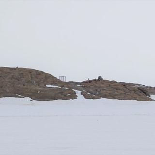 夏と冬とコウテイペンギン