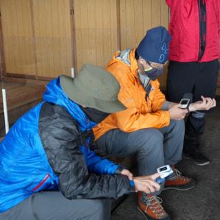富士山高所訓練