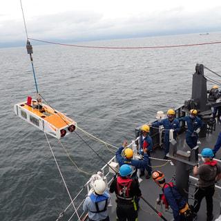 海洋観測訓練