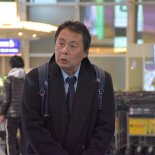別働隊出発第3弾~海鷹丸チーム羽田空港を出発