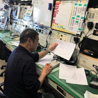 観測隊の連絡の要~無線通信