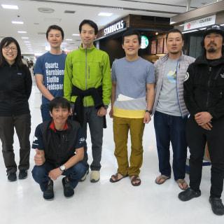 セルロン地質・ドームふじ輸送チーム帰国