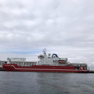 【2018.11.4】南アフリカの砕氷船
