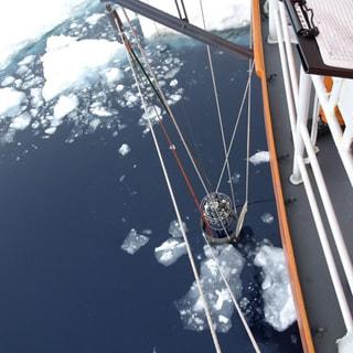 【2019.3.9】世界初!南極海での窒素固定調査